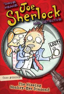 Foto Cover di The Missing Monkey-Eye Diamond, Ebook inglese di Dave Keane,Dave Keane, edito da HarperCollins