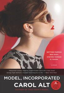 Foto Cover di Model, Incorporated, Ebook inglese di Carol Alt, edito da HarperCollins