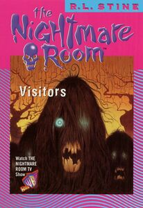 Foto Cover di Visitors, Ebook inglese di R.L. Stine, edito da HarperCollins