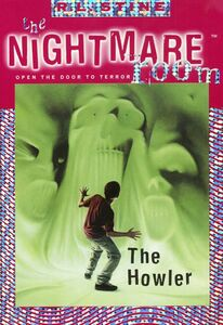 Foto Cover di The Howler, Ebook inglese di R.L. Stine, edito da HarperCollins