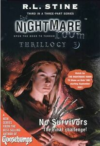 Foto Cover di No Survivors, Ebook inglese di R.L. Stine, edito da HarperCollins
