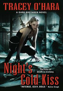 Foto Cover di Night's Cold Kiss, Ebook inglese di Tracey O'Hara, edito da HarperCollins