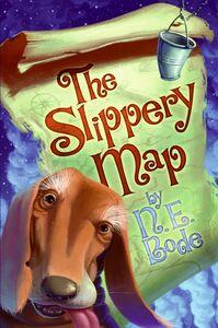 Foto Cover di The Slippery Map, Ebook inglese di N. E. Bode,Brandon Dorman, edito da HarperCollins
