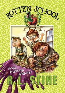 Foto Cover di The Big Blueberry Barf-Off!, Ebook inglese di Trip Park,R.L. Stine, edito da HarperCollins