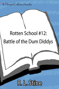 Foto Cover di Battle of the Dum Diddys, Ebook inglese di Trip Park,R.L. Stine, edito da HarperCollins
