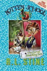 Foto Cover di The Great Smelling Bee, Ebook inglese di R.L. Stine,Trip Park, edito da HarperCollins