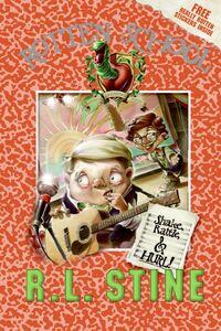 Foto Cover di Shake, Rattle, and Hurl!, Ebook inglese di R.L. Stine,Trip Park, edito da HarperCollins