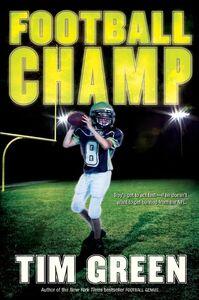 Foto Cover di Football Champ, Ebook inglese di Tim Green, edito da HarperCollins