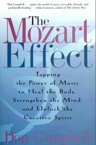 Foto Cover di The Mozart Effect, Ebook inglese di Don Campbell, edito da HarperCollins