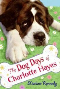 Foto Cover di The Dog Days of Charlotte Hayes, Ebook inglese di Marlane Kennedy, edito da HarperCollins