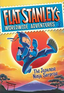 Foto Cover di The Japanese Ninja Surprise, Ebook inglese di Macky Pamintuan,Jeff Brown, edito da HarperCollins