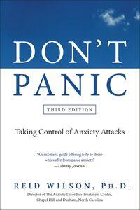 Foto Cover di Don't Panic, Ebook inglese di Reid Wilson, PhD, edito da HarperCollins