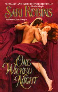 Foto Cover di One Wicked Night, Ebook inglese di Sari Robins, edito da HarperCollins