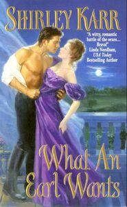 Foto Cover di What an Earl Wants, Ebook inglese di Shirley Karr, edito da HarperCollins