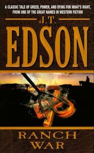 Foto Cover di Ranch War, Ebook inglese di J. T. Edson, edito da HarperCollins
