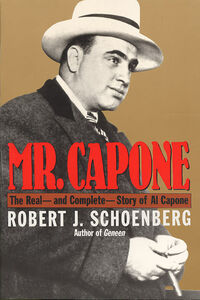 Foto Cover di Mr. Capone, Ebook inglese di Robert Schoenberg, edito da HarperCollins