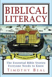 Foto Cover di Biblical Literacy, Ebook inglese di Timothy Beal, edito da HarperCollins