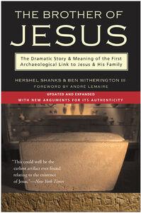 Foto Cover di The Brother of Jesus, Ebook inglese di Hershel Shanks,Ben Witherington, III, edito da HarperCollins