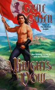 Foto Cover di A Knight's Vow, Ebook inglese di Gayle Callen, edito da HarperCollins
