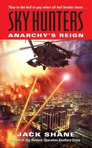 Foto Cover di Anarchy's Reign, Ebook inglese di Jack Shane, edito da HarperCollins