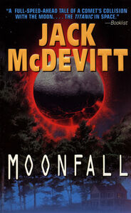 Foto Cover di Moonfall, Ebook inglese di Jack McDevitt, edito da HarperCollins