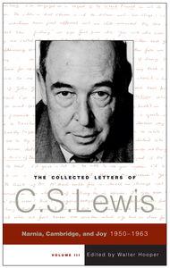 Foto Cover di The Collected Letters of C. S. Lewis, Volume 3, Ebook inglese di C. S. Lewis, edito da HarperCollins