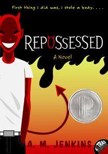Foto Cover di Repossessed, Ebook inglese di A. M. Jenkins, edito da HarperCollins