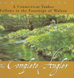 Foto Cover di The Complete Angler, Ebook inglese di James Prosek, edito da HarperCollins