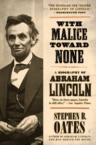 Foto Cover di With Malice Toward None, Ebook inglese di Stephen B. Oates, edito da HarperCollins
