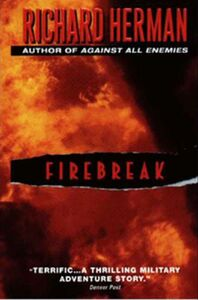 Foto Cover di Firebreak, Ebook inglese di Richard Herman, edito da HarperCollins