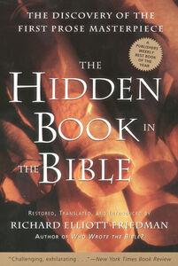 Foto Cover di The Hidden Book in the Bible, Ebook inglese di Richard Elliott Friedman, edito da HarperCollins