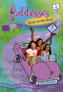 Foto Cover di Muses on the Move, Ebook inglese di Clea Hantman, edito da HarperCollins