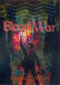 Foto Cover di Blood War, Ebook inglese di Russell Moon, edito da HarperCollins