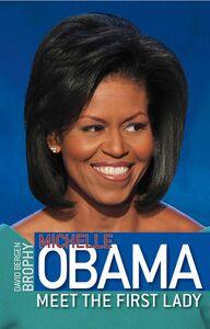 Foto Cover di Michelle Obama, Ebook inglese di David Bergen Brophy, edito da HarperCollins