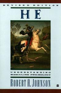 Foto Cover di He, Ebook inglese di Robert A. Johnson, edito da HarperCollins
