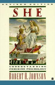 Foto Cover di She, Ebook inglese di Robert A. Johnson, edito da HarperCollins