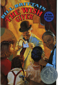 Foto Cover di The Wish Giver, Ebook inglese di Andrew Glass,Bill Brittain, edito da HarperCollins