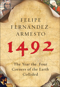 Foto Cover di 1492, Ebook inglese di Felipe Fernandez-Armesto, edito da HarperCollins