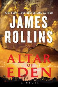Foto Cover di Altar of Eden, Ebook inglese di James Rollins, edito da HarperCollins