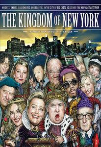 Foto Cover di The Kingdom of New York, Ebook inglese di The New York Observer, edito da HarperCollins