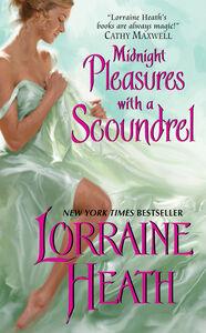 Foto Cover di Midnight Pleasures With a Scoundrel, Ebook inglese di Lorraine Heath, edito da HarperCollins