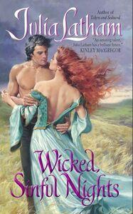 Foto Cover di Wicked, Sinful Nights, Ebook inglese di Julia Latham, edito da HarperCollins