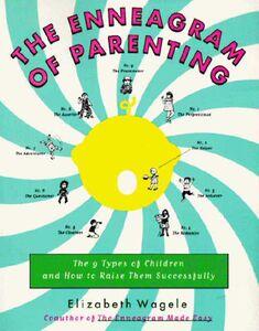Foto Cover di The Enneagram of Parenting, Ebook inglese di Elizabeth Wagele, edito da HarperCollins