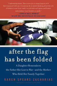 Foto Cover di After the Flag Has Been Folded, Ebook inglese di Karen Spears Zacharias, edito da HarperCollins