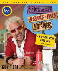 Foto Cover di Diners, Drive-ins and Dives, Ebook inglese di Guy Fieri,Ann Volkwein, edito da HarperCollins