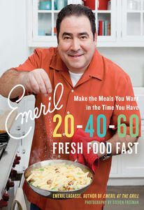 Foto Cover di Emeril 20-40-60, Ebook inglese di Emeril Lagasse, edito da HarperCollins