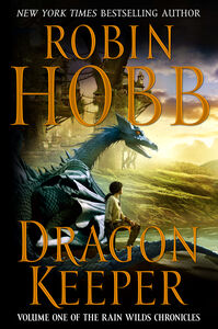 Foto Cover di The Dragon Keeper, Ebook inglese di Robin Hobb, edito da HarperCollins