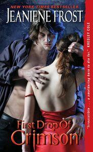 Foto Cover di First Drop of Crimson, Ebook inglese di Jeaniene Frost, edito da HarperCollins