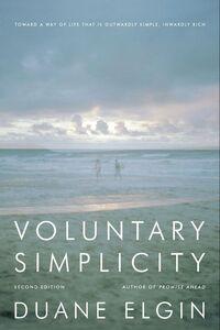 Foto Cover di Voluntary Simplicity, Ebook inglese di Duane Elgin, edito da HarperCollins