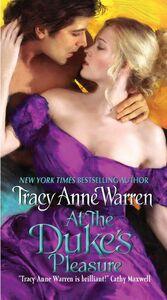 Foto Cover di At the Duke's Pleasure, Ebook inglese di Tracy Anne Warren, edito da HarperCollins